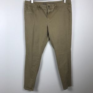 3/$20 Mossimo Super Stretch Jegging Skinny Jeans